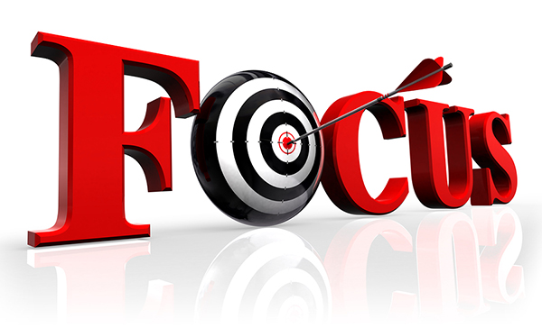 Most Of Us Never Really Focus Because We Dont Know The Power Of Focus We Constantly Feel A Kind Of Irritating Psychic Chaos Because We Keep Trying To