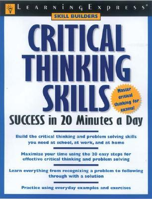 critical thinking books pdf