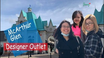 McArthurGlen Outlet – The BEST shopping mall in Vancouver