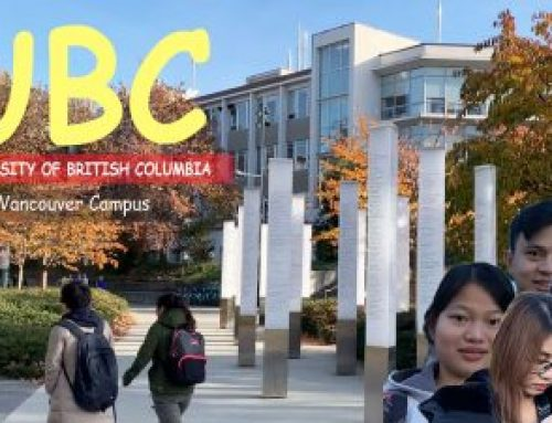 University Of British Columbia – UBC -Vancouver Campus
