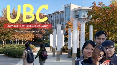 University Of British Columbia – UBC -Vancouver Campus